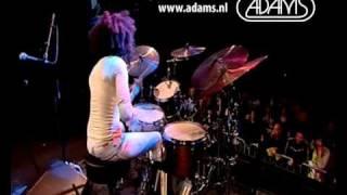 "Drummersfestival 2009 ""Cindy Blackman"" - 1"