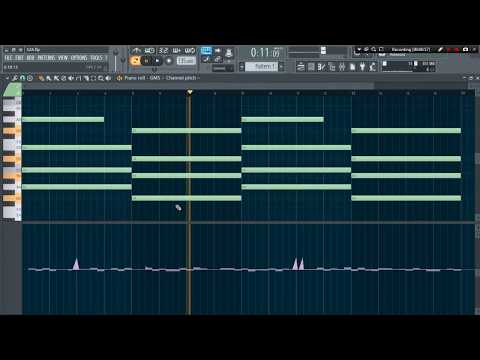 SZA - Love Galore ft. Travis Scott (FL Studio Channel Review)