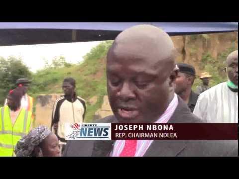 ILLICIT DRUGS: NDLEA BLACKLISTS KADUNA AS BUSINESS HUB