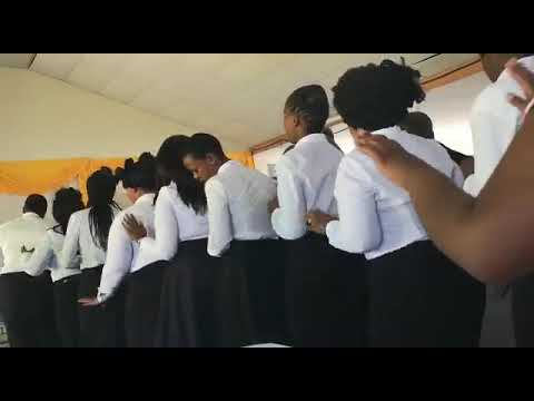 Tygerland AOG combined choir -  Ungumhlobo wam uJesu