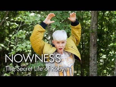 """The Secret Life of Robyn"" by Jim Goldberg"