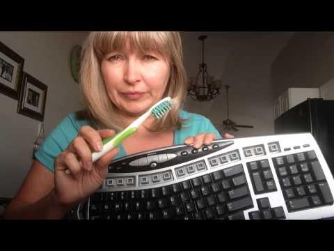 видео: how to clean key board  Как Почистить Клавиатуру ТОЛЬКО Для Блондинок!