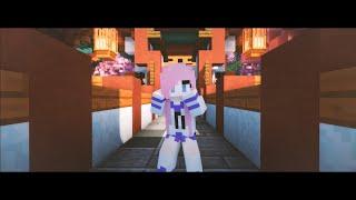 clean bandit   solo feat  demi lovato  minecraft music video    mcu