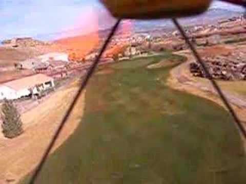 St George Golf Course Aerial View #7 Utah