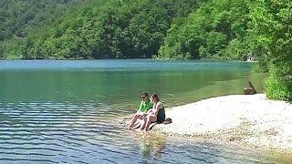Хорватия. Экскурсия на Плитвицкие озера. Croatia. Excursion on the Plitvice Lakes