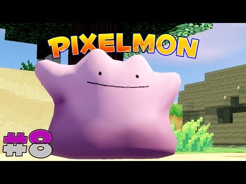 COMPLEX PIXELMON - 'HUNTING FOR A DITTO' -...