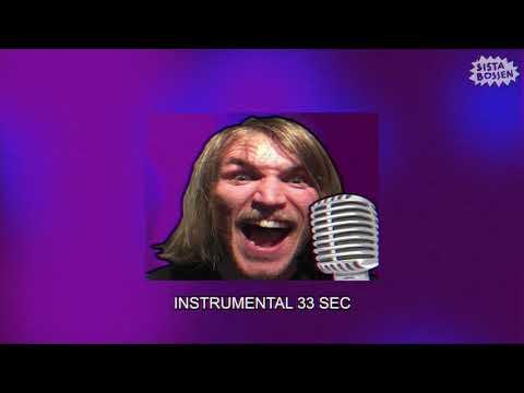 Sista Bossen - Stiger upp (Karaoke) (Official Music Video)
