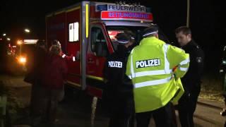 110328 Moorfleet Ölofen explodiert   Hausbewohner schwer verletzt HD