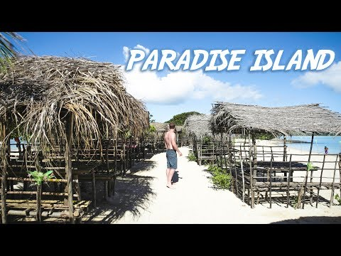 WHITE SAND BEACHES - PARADISE ISLAND!! (CamSur) Philippines