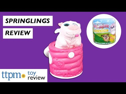 The Springlings from MGA Entertainment