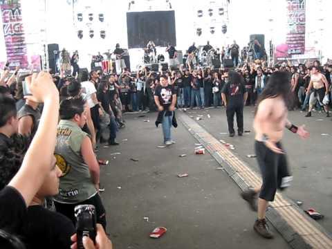Thell Barrio (Slam en Hell & Heaven 2011)