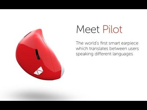 Spoken language with pilots