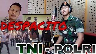 VIRAL!!! TNI POLRI Cover lagu DESPACITO | Bhinneka Tunggal Ika | Oh Polisi | Senam Dek Lastri