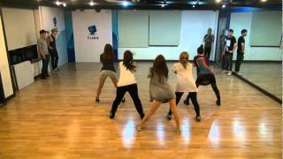 Hyuna - Bubble Pop! Choreography... @ www.OfficialVideos.Net