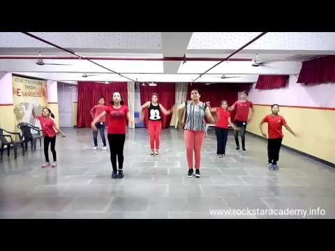 Beat Pe Booty - Flying Jat - Dance Choreography By Rockstar Academy Chandigarh 7696064849