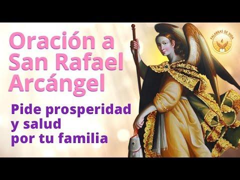ORACION A SAN RAFAEL ARCANGEL POR LA FAMILIA