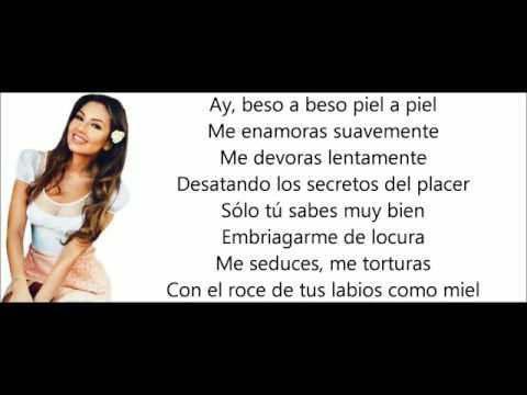 Thalia-Rosalinda (letra)