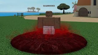 MAGMA MAGMA TROLLING (STEVE ' S ONE PIECE ROBLOX)
