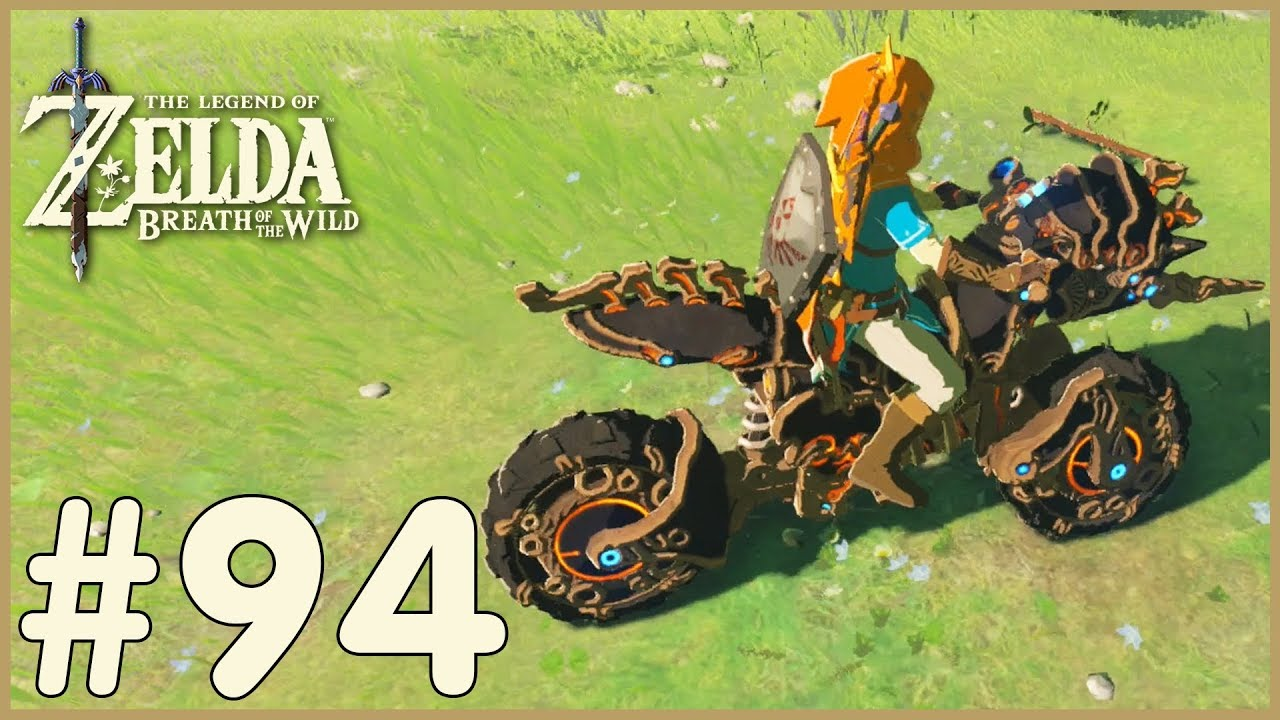 Zelda Breath Of The Wild Master Cycle: Zelda: Breath Of The Wild
