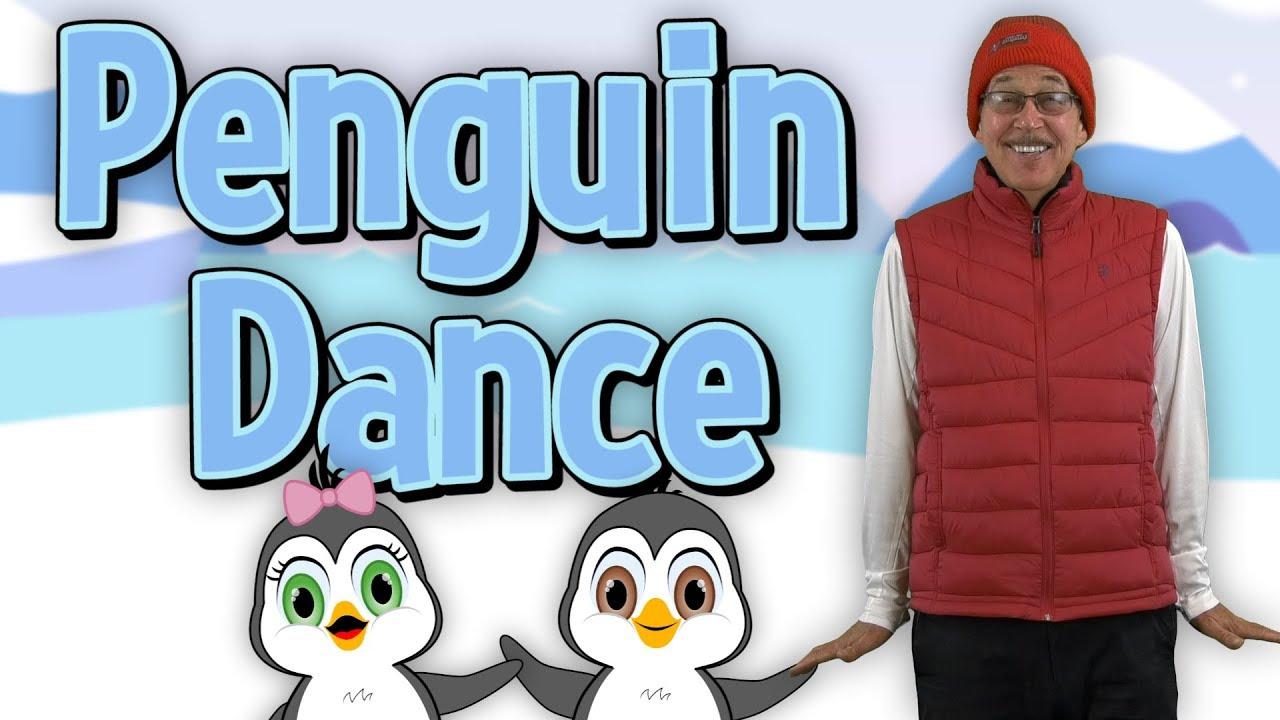 Penguin Dance | Brain Breaks | Jack Hartmann - YouTube
