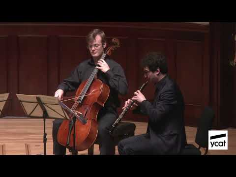 Olivier Stankiewicz & Castalian Quartet: Mozart Oboe Quartet in F, i. Allegro