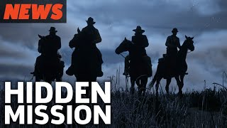 Red Dead Redemption 2 Mission Discovered In GTA Online?! - GS News Roundup