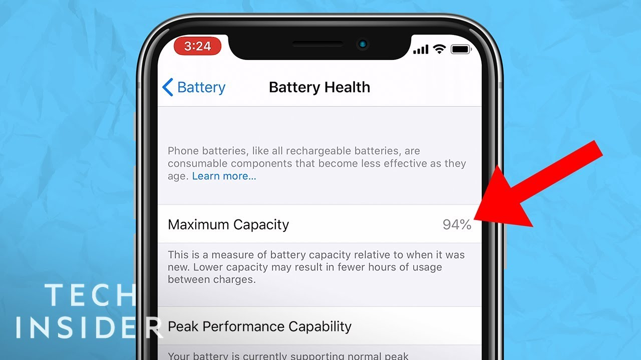 How To Extend Your iPhone's Life With Its New Battery-Saving Feature