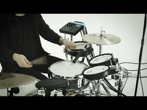 Using Roland TM-6 PRO to expand your drum kit