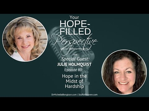 Hope in the Midst of Hardship - Episode 80