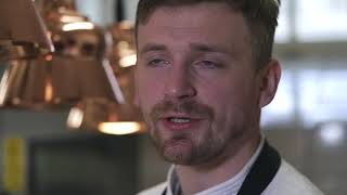 Chef Marcin Popielarz for World Food Travel Day 2021