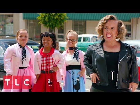 The Johnstons' Grease Music Video | 7 Little Johnstons