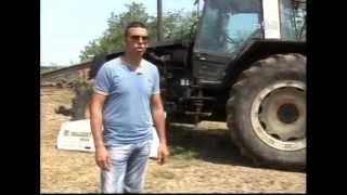 Uvoz polovne mehanizacije u Srbiju