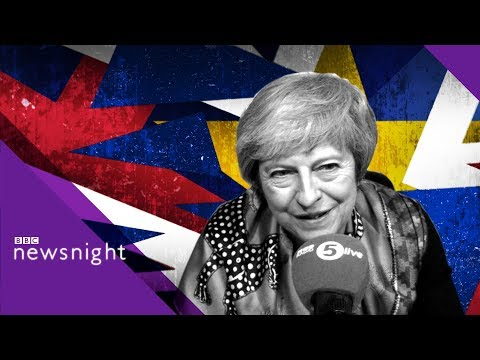 Brexit: How do voters feel? DISCUSSION - BBC Newsnight