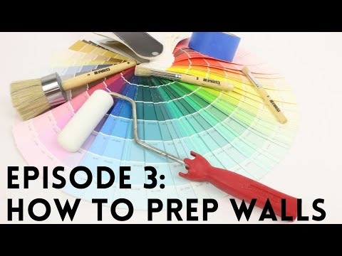 How To Prep Your Wall Before Painting