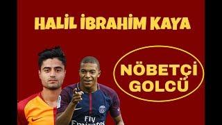 Galatasaray'ın Mbappe'si 17'lik Halil İbrahim Kaya