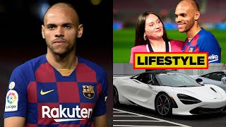 This video is about martin braithwaite lifestyle 2020. family consists of father and mother one sister. bought a ho...