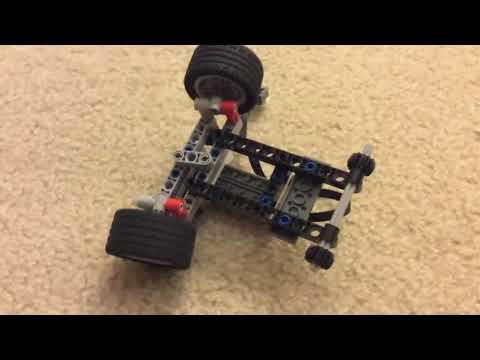 Lego Return to center steering