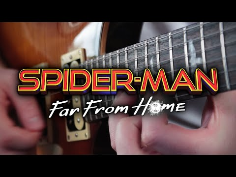 spider-man-far-from-home-theme-on-guitar