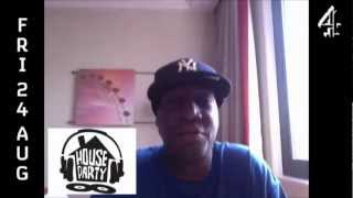 The House Party | DJ chat part 1 | Channel 4