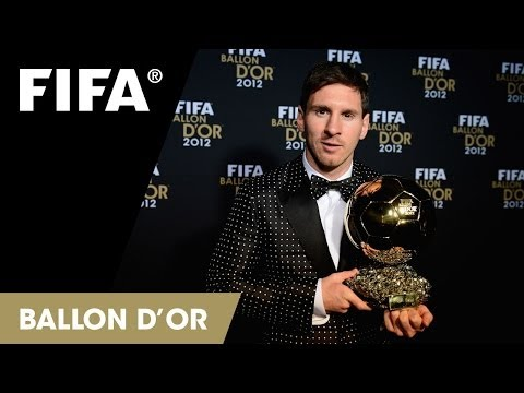 FIFA Ballon d'Or 2013 shortlist revealed...