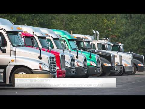New Jersey Truck Accident Injury Attorneys