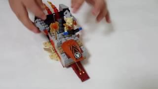 오방이의 창작물(레고키마-lego chima 불사조)