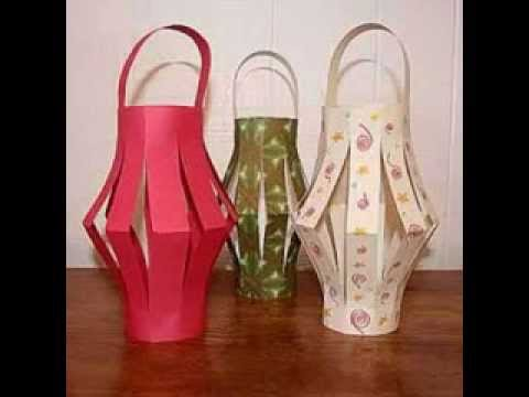 paper lanterns craft ideas diy new year craft project ideas 5099