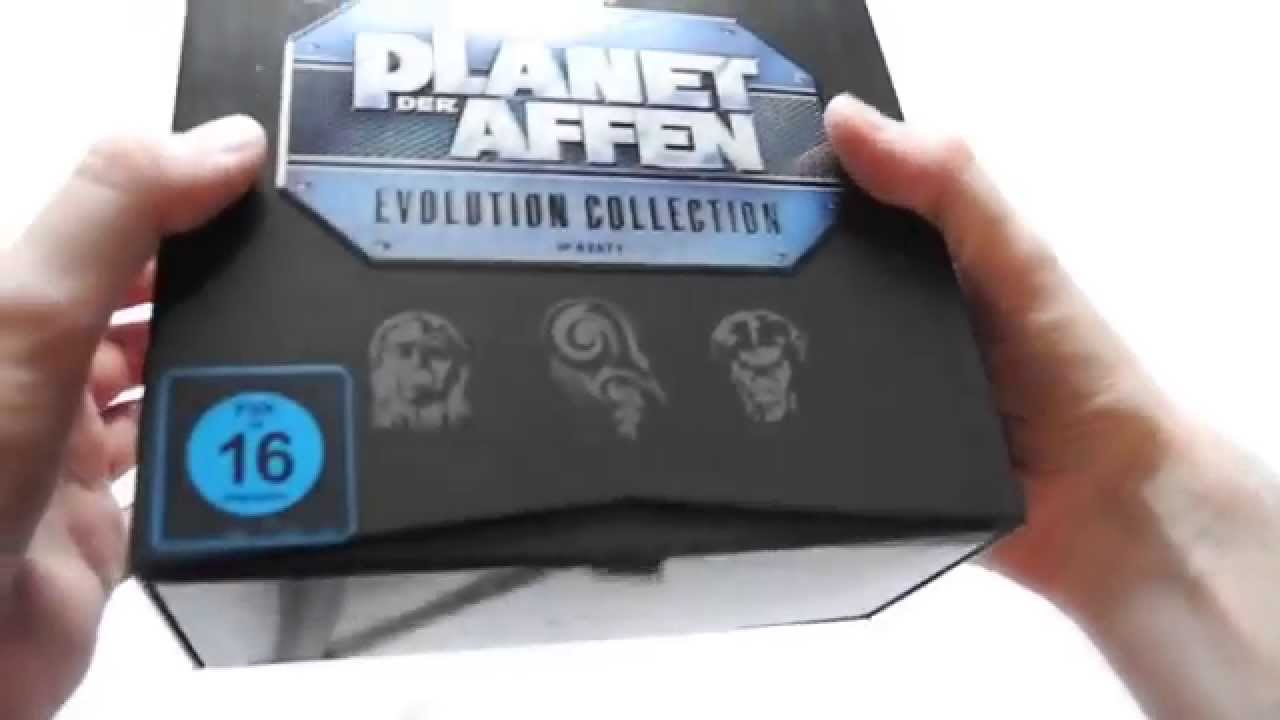Planet Der Affen Evolution