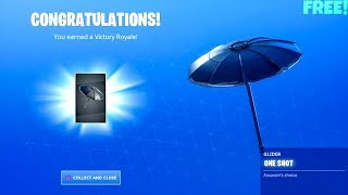 *FREE* Fortnite John Wick REWARD is BACK..! (One Shot Umbrella)