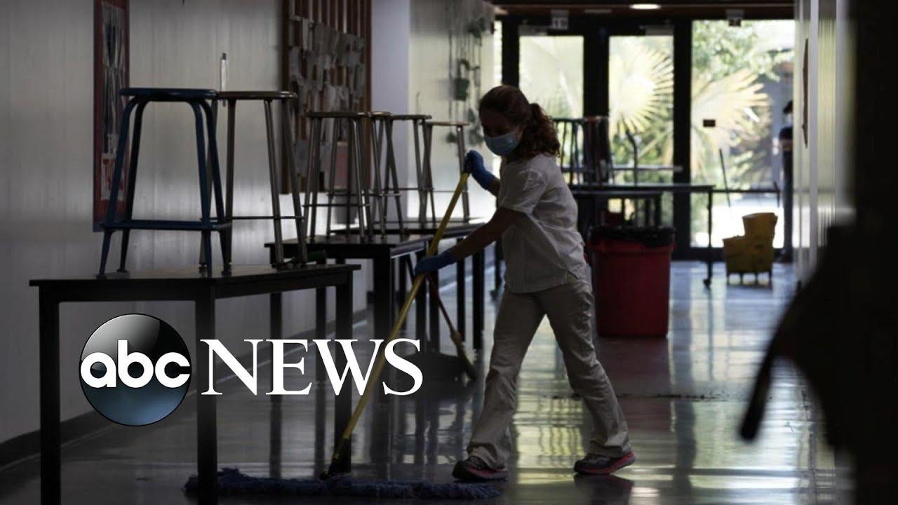 Trump administration insists kids should return to school
