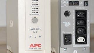 Суть ''ремонту'' UPS'ів. на прикладі APC BackUPS CS 500