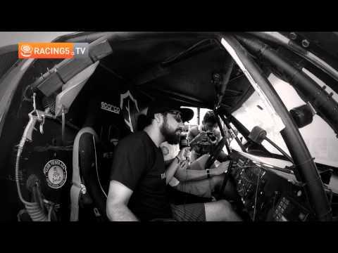 [Dakar 2015] A fondo con el equipo Acciona y el primer auto eléctrico del Dakar