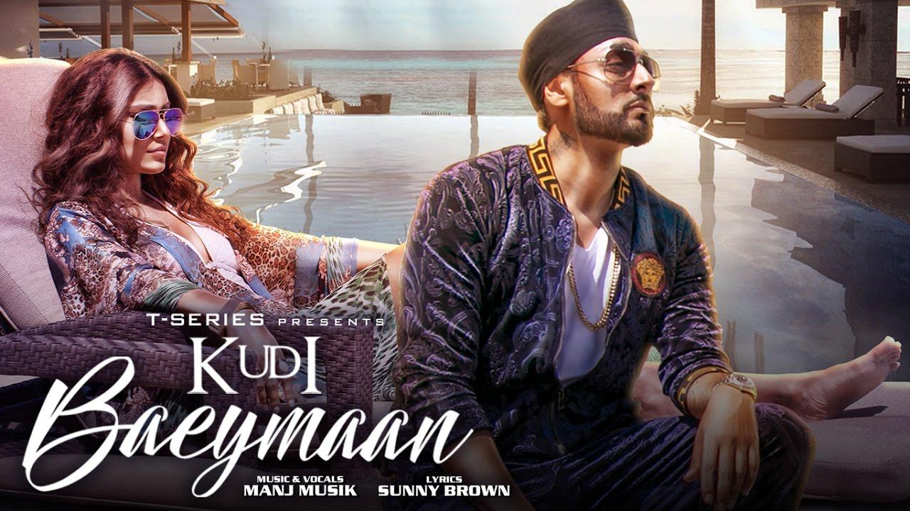 Kudi Baeymaan Full Video Song   Manj Musik   Latest Song ...