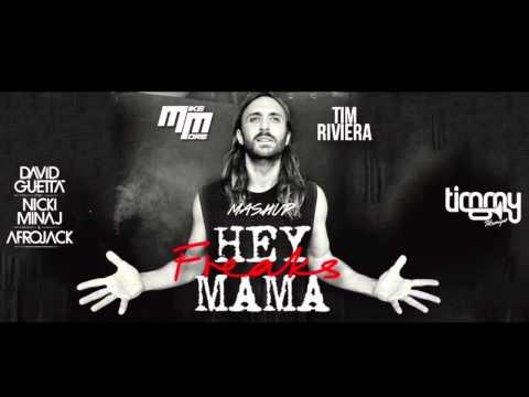 David Guetta Vs Timmy Trumpet - Hey FREAKS...